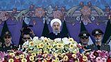 """L'Iran n'a """"aucune intention d'agresser"""" ses voisins, dit Rohani"""