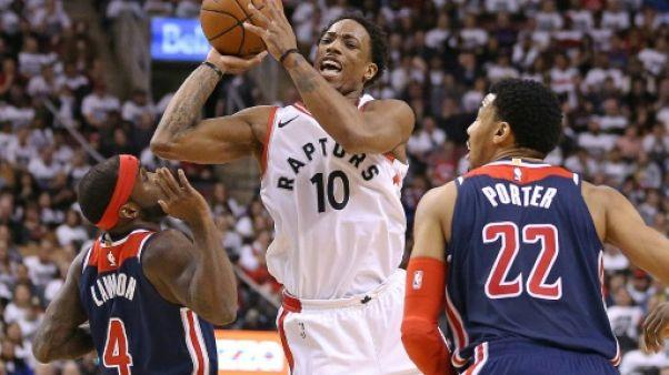 NBA: Toronto ne fait qu'une bouchée des Wizards