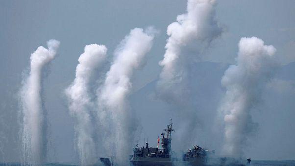تايوان تقول إن بكين تستعرض قوتها مع بدء الصين تدريبات عسكرية