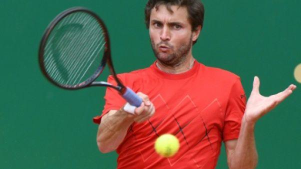 Tennis: Simon éliminé à Monte-Carlo, Gasquet seul Français encore en lice