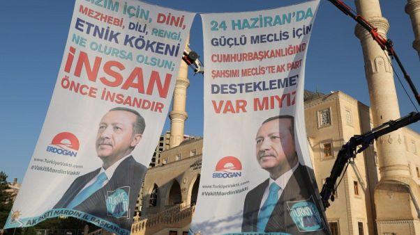 مشاركة قياسية في الانتخابات التركية في الخارج