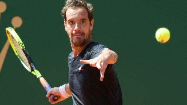 Tennis: Gasquet surclasse Schwartzman à Montre-Carlo pour aller en huitièmes