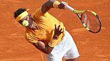 Tennis: débuts en douceur pour Nadal à Monte-Carlo