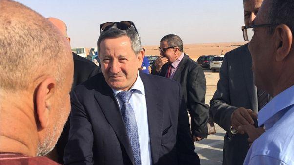 سوناطراك تقول إن إكسون موبيل تدرس الاستثمار في الجزائر