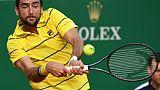 Tennis: Cilic a mis Verdasco à genoux