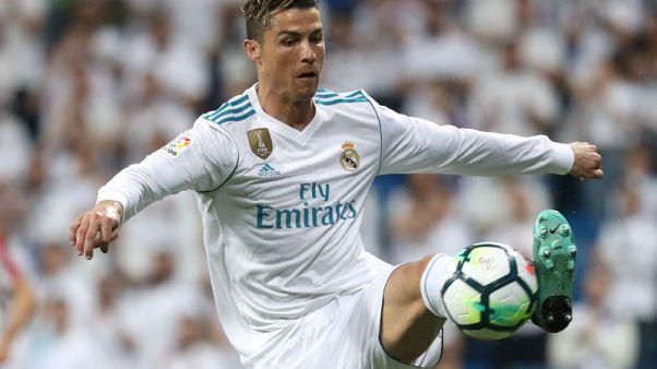 هدف رونالدو بكعب القدم ينقذ ريال من هزيمة أمام اتليتيك بيلباو