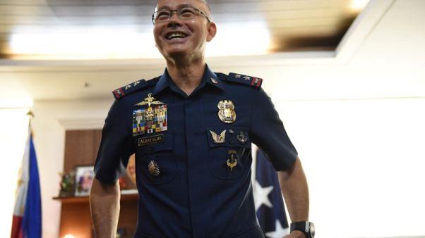 تعيين قادة الحرب الفلبينية على المخدرات في مراكز عليا بالشرطة