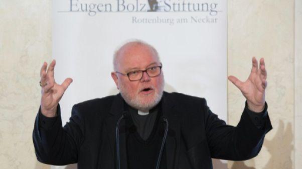 Le pape convoque le cardinal allemand Marx pour une dispute autour de l'eucharistie
