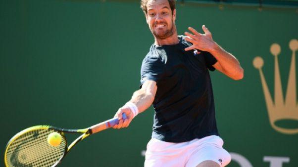 Tennis: Gasquet en quarts à Monte-Carlo, un autre Zverev l'attend