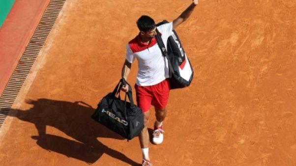 """Tennis: Djokovic """"croit vraiment"""" à son retour au plus haut niveau"""