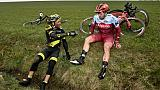 Cyclisme: Haller accidenté et indisponible plusieurs mois
