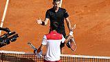 Tennis: Djokovic à Barcelone ou Budapest la semaine prochaine
