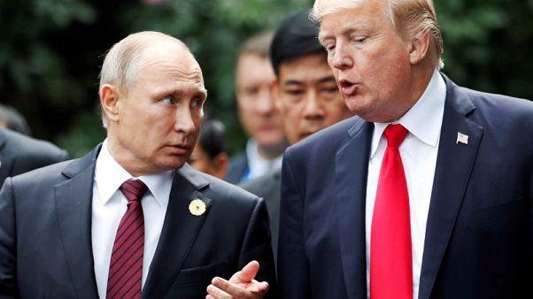 روسيا: ترامب دعا بوتين لزيارة أمريكا في محادثة هاتفية