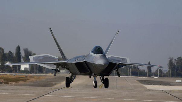 حصري-مصدران: لوكهيد مارتن تطرح على اليابان مقاتلة تجمع بين إف-22 وإف-35