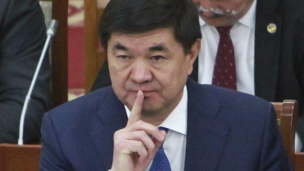 برلمان قرغيزستان يعين رئيسا جديدا للحكومة