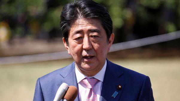 رئيس وزراء اليابان يرحب بخطوة كوريا الشمالية ويدعو لتحقيق نتائج