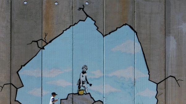 (الرجل الذي سرق بانكسي) فيلم يتناول فن الشارع في الشرق الأوسط