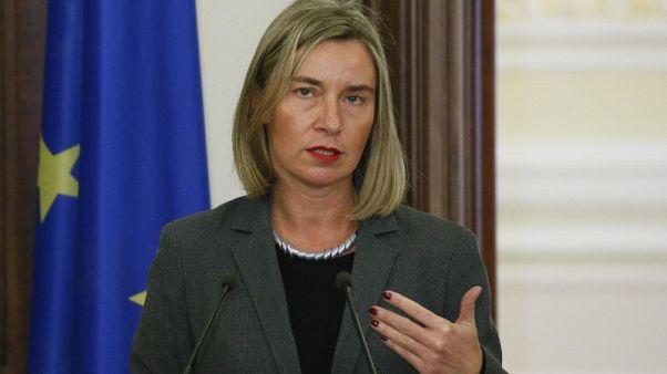 الاتحاد الأوروبي يرحب بقرار بيونجيانج تعليق التجارب النووية