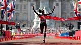 Cheruiyot shocks Keitany to win London Marathon