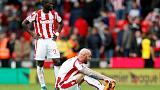 Time running out for Stoke as Burnley snatch draw