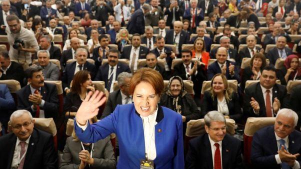 حزب تركي ناشئ يخوض انتخابات يونيو بعد زيادة أعضائه