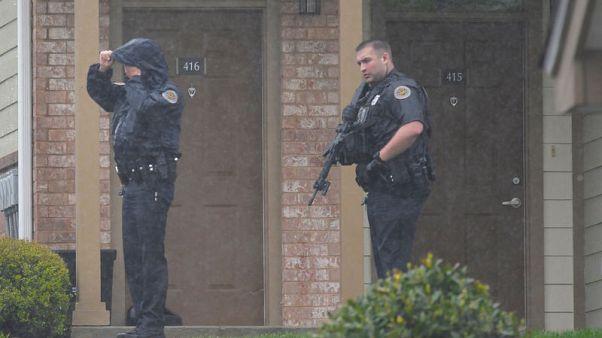 مسلح شبه عار يقتل 4 بالرصاص في ولاية تنيسي الأمريكية
