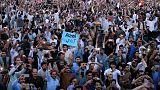جماعة حقوقية باكستانية تجتذب ثمانية آلاف شخص لتجمع رغم ضغوط الدولة