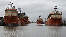 Britain, South Korea in talks to protect crude oil trade