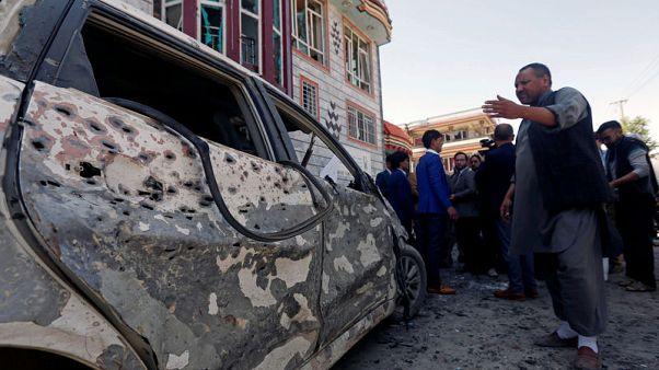 مقتل 57 في تفجير انتحاري بالعاصمة الأفغانية
