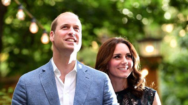 كيت زوجة الأمير وليام تضع مولودهما الثالث
