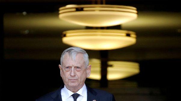 وزير الدفاع الأمريكي متفائل بأن محادثات كوريا الشمالية ستكون مثمرة