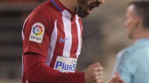 خوانفران يغيب عن موقعة أرسنال في الدوري الأوروبي