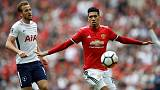 FA apologises for cheeky Smalling-Kane tweet