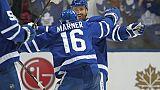 NHL: Toronto égalise à 3-3, Washington qualifié pour le 2e tour des Play-offs