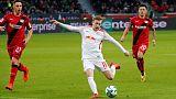 Leipzig's Forsberg banned for rest of season