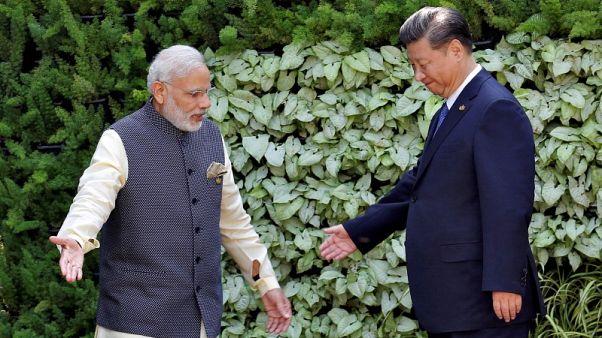 الصين تفشل في إقناع الهند بدعم مبادرة الحزام والطريق قبيل قمة