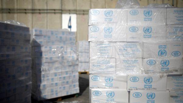 مقابلة-مساعدات الأمم المتحدة للفلسطينيين أقل من المطلوب بمبلغ 200 مليون دولار