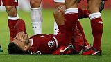 England midfielder Oxlade-Chamberlain to miss World Cup
