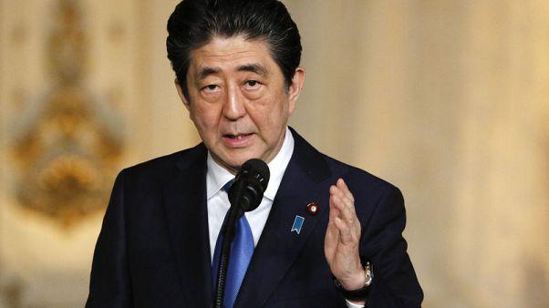 رئيس الوزراء الياباني: لا أفكر في الدعوة لانتخابات مبكرة