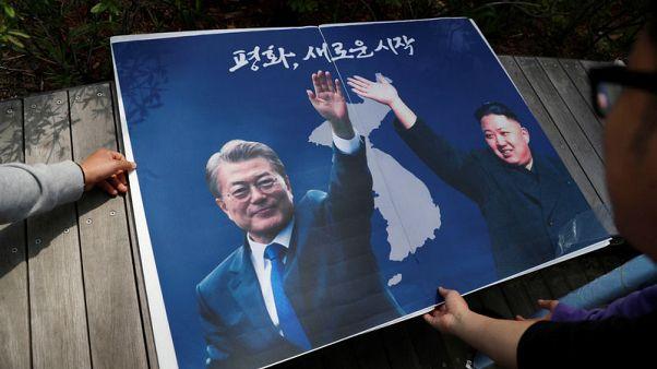 قمة الكوريتين ستعقد في قرية حدودية