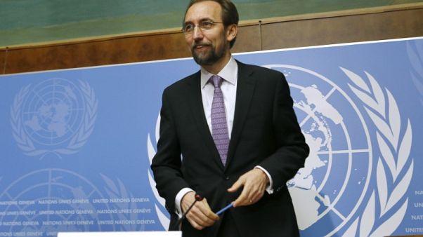 مقابلة - مفوض الأمم المتحدة لحقوق الإنسان يزور إثيوبيا ويلتقي معارضين