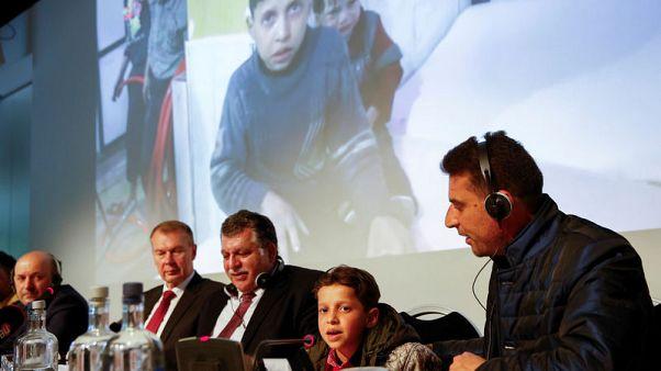 روسيا تقدم سوريين من الغوطة الشرقية لمنظمة حظر الأسلحة الكيماوية