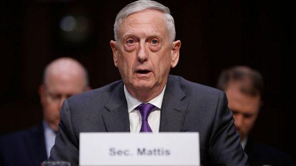 ماتيس يقلل من شأن الربط بين اتفاق إيران النووي ومحادثات كوريا الشمالية
