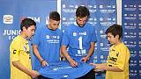 Junior Tim Cup, festa a Roma