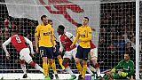 E.League: pari tra Arsenal e A.Madrid