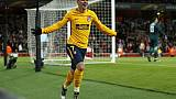 Europa League: Griezmann répond à Lacazette, Arsenal et l'Atlético se neutralisent