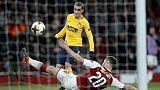 Europa League: Griezmann vole les adieux européens de Wenger à l'Emirates Stadium