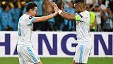 Europa League: à Marseille, Payet et Thauvin se font la courte échelle pour le Mondial