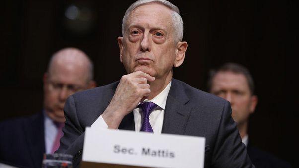 """ماتيس: أمريكا """"ربما ستأسف"""" لعدم الاحتفاظ بقوة في سوريا"""