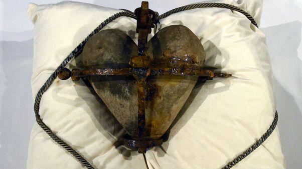 كاتدرائية في دبلن تستعيد قلب قديس بعد ستة أعوام على سرقته